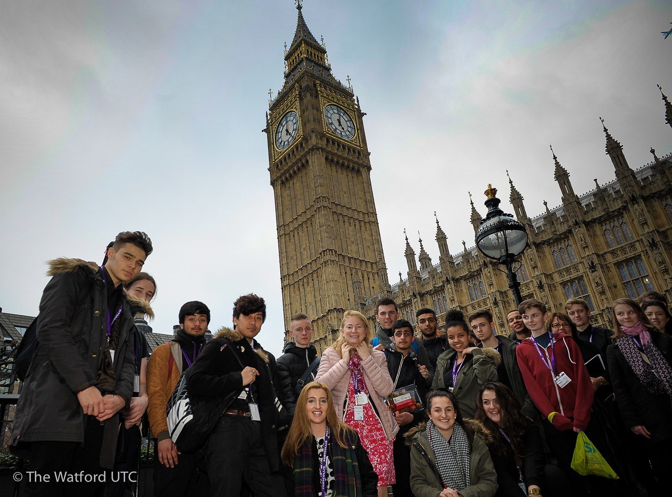 At the House of Commons 2015