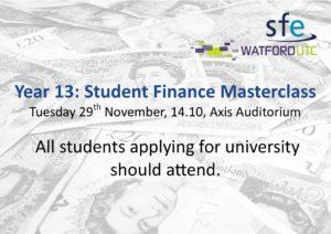 student-finance-masterclass