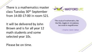 maths-masterclass